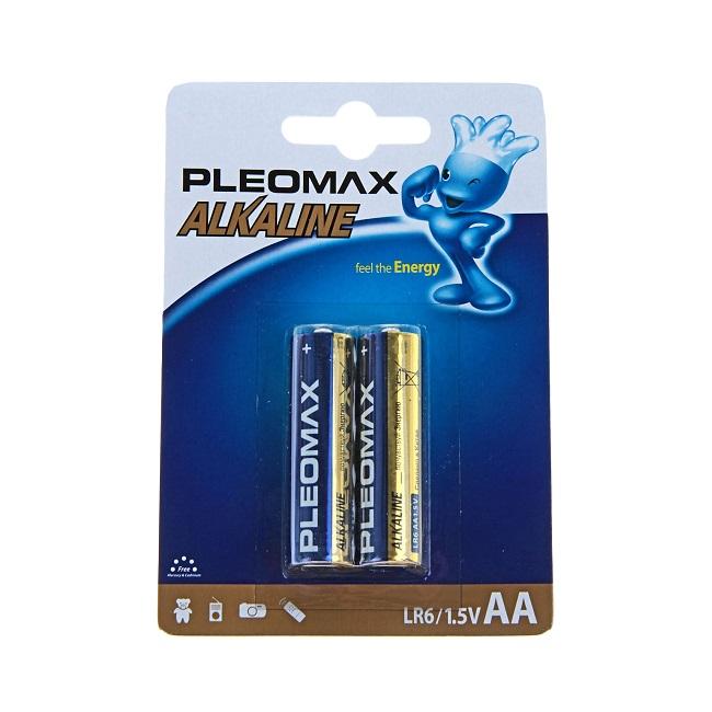 Батарейка Samsung Pleomax LR06 2*BL - картинка
