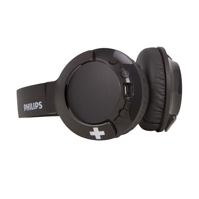 Наушники беспроводные Philips Bass+ SHB3075 - картинка