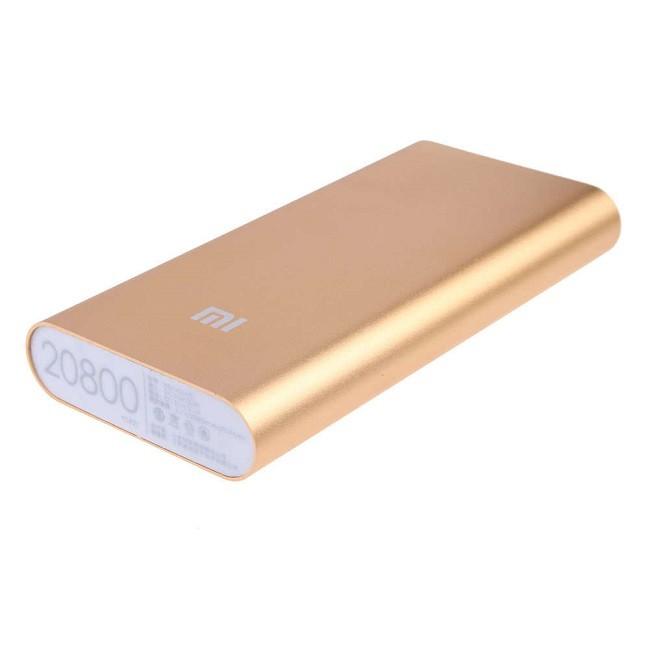 Внешний аккумулятор Xiaomi Power Bank 20800 mAh цветн - картинка