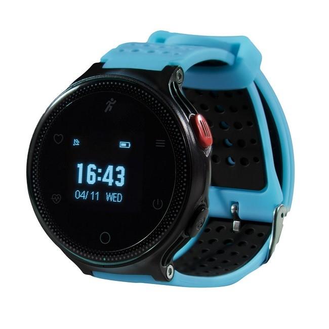 Смарт-часы Prolike PLSW1000BL измерение давления, цвет дисп - картинка