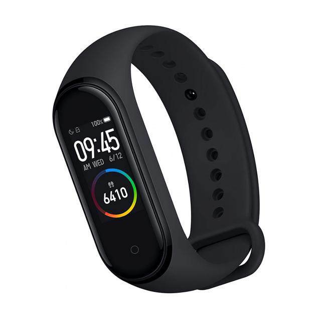 Фитнес-браслет Xiaomi Mi Band 4, черный - картинка
