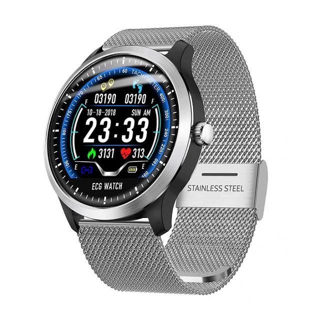 Смарт-часы LEMFO ECG Watch - картинка
