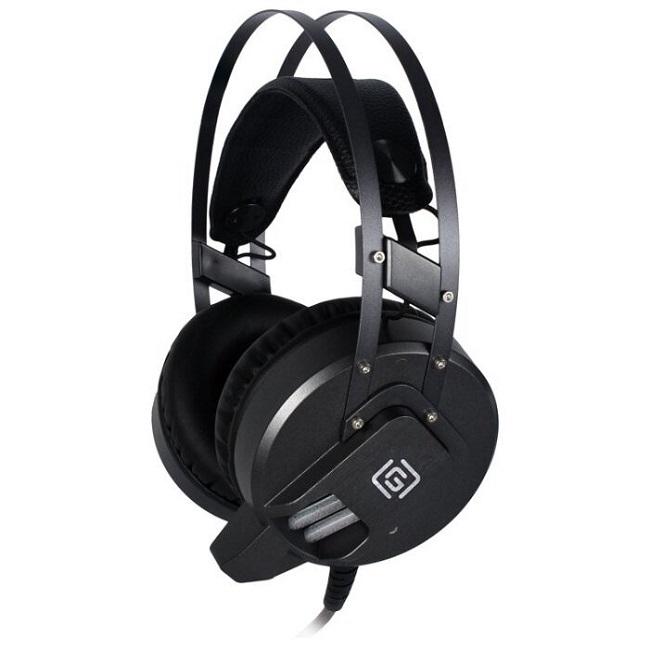 Наушники с микрофоном Oklick HS-L550G THUNDER черный 2.2м мониторы (HS-L550G) - картинка