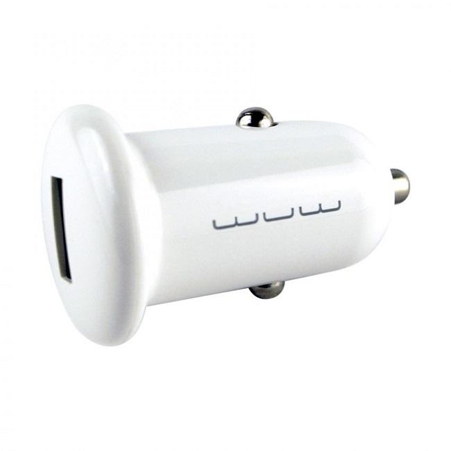 Зарядное устройство автомобильное блок WUW-C69 1A(9860) - картинка