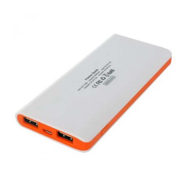 Внешний аккумулятор WUW-Y58 Power bank 10000 mAh(8666) - картинка