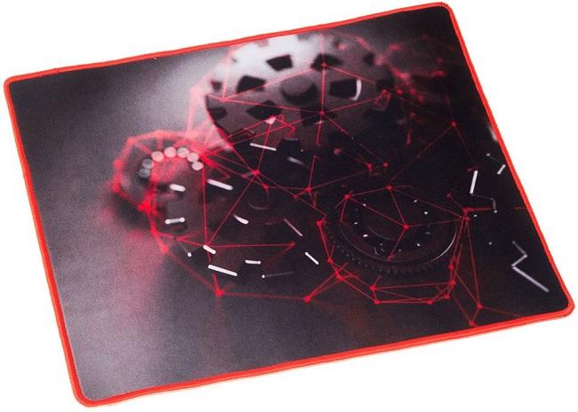 Коврик для мыши Oklick OK-FP0350 черный - картинка