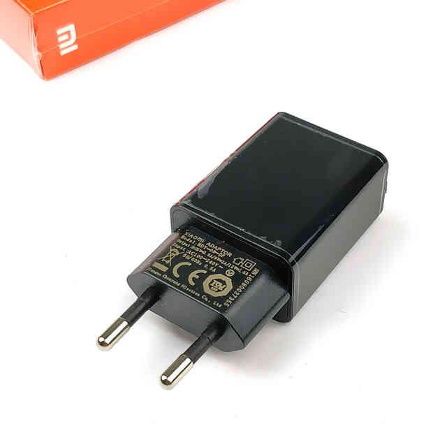 Зарядное устройство сетевое Xiaomi 2 в 1 для Micro USB 2A MDU-08-EH(7280) - картинка